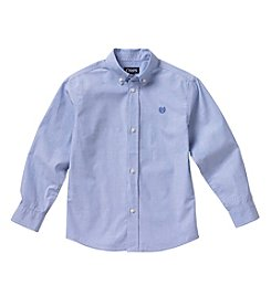 Chaps® Boys' 4-7 Long Sleeve Woven Top