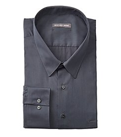 Geoffrey Beene® Men's Big & Tall Long Sleeve Dobby Dress Shirt