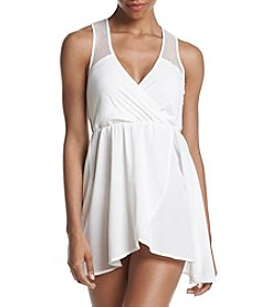 Betsey Johnson® Chiffon Nightgown