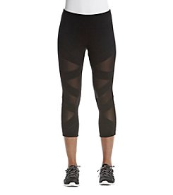 Jessica Simpson - The Warmup Mesh Insert Leggings