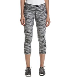 Tommy Hilfiger® Spacedye Mid Rise Crop Leggings