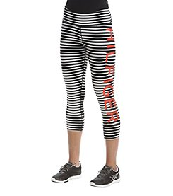 Tommy Hilfiger® Midrise Logo Crop Leggings