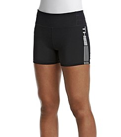 Tommy Hilfiger Sport® Reflective Midrise Shorts