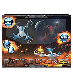 Quadrone 2-Pack Battle Drones
