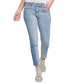 Silver Jeans Co.® Izzy Slim Crop Jeans