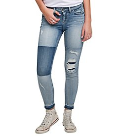 Silver Jeans Co.® Aiko Ankle Skinny Jeans