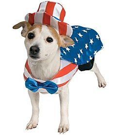 Uncle Sam Small Pet Costume