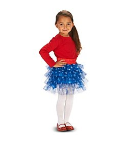Blue & White Stars Child Tutu