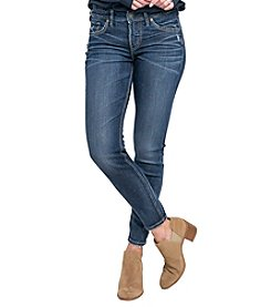 Silver Jeans Co.® Avery Ankle Skinny Jeans