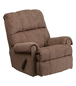 Flash Furniture Contemporary Tahoe Chenille Rocker Recliner