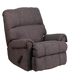 Flash Furniture Contemporary Couger Chenille Rocker Recliner
