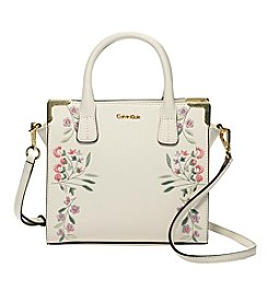 Calvin Klein Embroidery Novelty Satchel