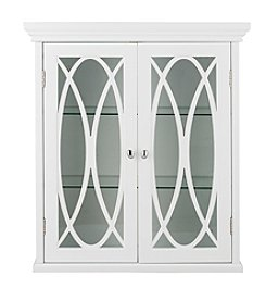 Elegant Home Fashions® Florence Two Doors Wall Cabinet