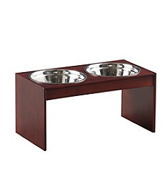 Elegant Home Fashions® Sassy Wooden Pet Feeder