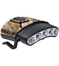 Cyclops 30 Lumen Tilt 5 LED Hat Clip Light