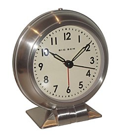 Westclox Metal Big Ben Alarm Clock