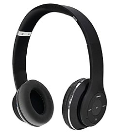 2Boom Thunder Bluetooth Over Ear Headphones With Microphone