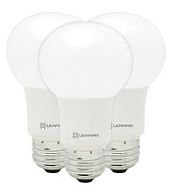 Lenmar 60 Watt LED Standard Dimmable Light 3 Pk.