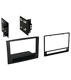 Best Kits Dodge Ram 2006-2008 Double Din Kit For Non-Navigation Factory Radios