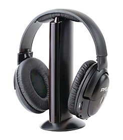 Pyle Pro Professional 5-in-1 Wireless Headphone System With Microphone