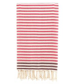 Linum Home Textiles Fun at the Beach Pestemal Towel