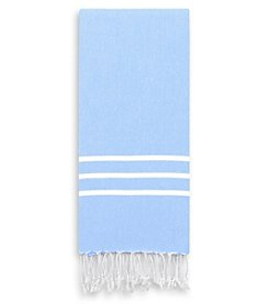 Linum Home Textiles Alara Turkish Pestemal Hand/Guest Towel
