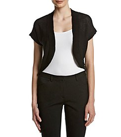 Studio Works® Drop Shoulder Open Front Shrug