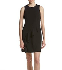 Ivanka Trump® Ruffled Front Dress