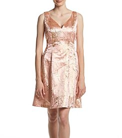Ivanka Trump® Metallic Dress