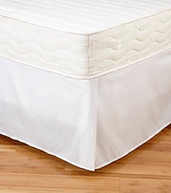 Living Quarters Tailored Easy-On Bed Skirt
