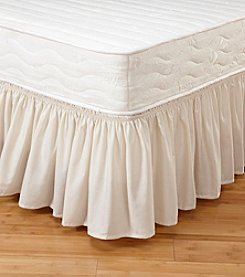 Living Quarters Ruffled Easy-On Bed Skirt