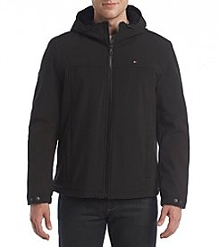 Tommy Hilfiger® Men's Softshell Hooded Jackets