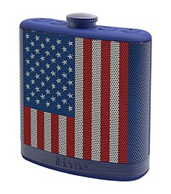 ihome Rechargeable Flask-shaped Bluetooth Stereo Speaker With Custom Sound Case