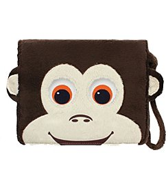 Tabzoo Interactive Universal 8inch Tablet Monkey Folio Case