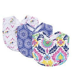 Waverly® Baby by Trend Lab Santa Maria 3 Pack Bib Set