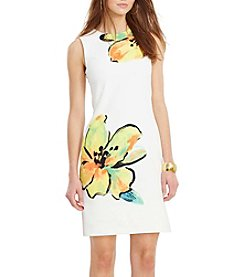 Lauren Ralph Lauren® Emperor Floral Sheath Dress