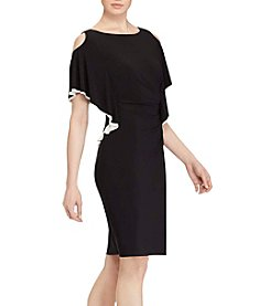 Lauren Ralph Lauren® Cold Shoulder Dress
