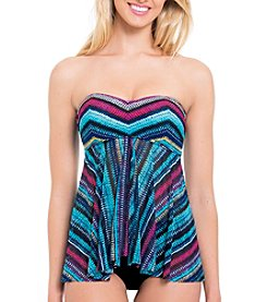 Profile by Gottex® Cozumel Flyaway Tankini Top
