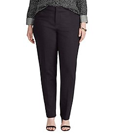 Chaps® Plus Size Stretch Skinny Pants