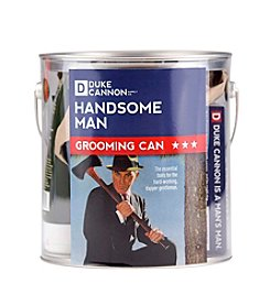 Duke Cannon Supply Co Handsome Man Grooming Can