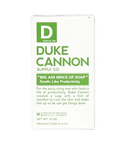 Duke Cannon Supply Co Big A.. Brick Of Soap - Productivity, 10 oz.
