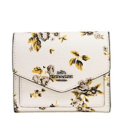 COACH SMALL WALLET IN PRAIRIE PRINT COATED CANVAS