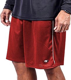 Champion® Men's Big & Tall Solid Mesh Shorts