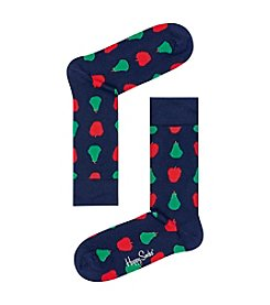 Happy Socks® Men's Fruit Print Crew Socks