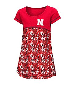 Colosseum® NCAA® Nebraska Girls' 2T-5T Fountain Dress