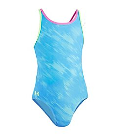 Under Armour® Girls' 8-16 Oasis 1 Piece Swimsuit