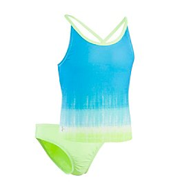 Under Armour® Girls' 7-14 Ombre Tankini Set