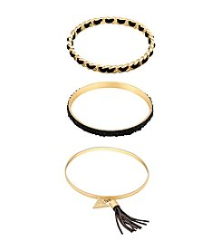GUESS Trio Bangle Set