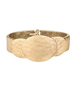 The Sak® Overlap Hinge Bangle Bracelet