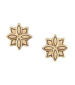 The Sak® Layer Flower Stud Earrings